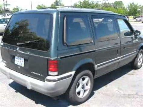 1993 Dodge Caravan by 1993 Dodge Caravan Versailles Ky