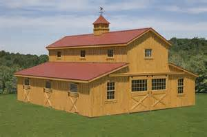 Photo Of Barn Roof Design Ideas by Monitor Barns Custom Barns Design Your Own Barn