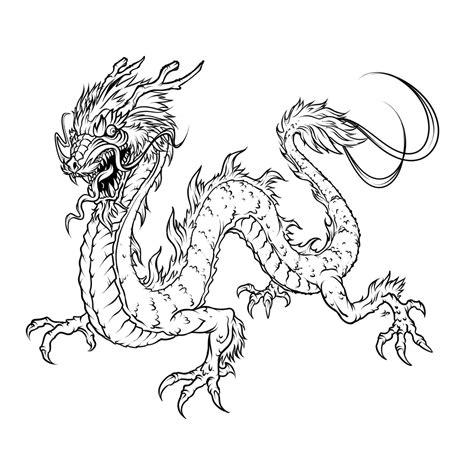 Kleurplaat Chinees Huis by Leuk Voor Draak Met Veel Detail