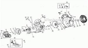 Craftsman Leaf Blower Parts Diagram