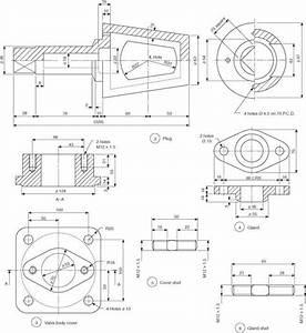 Air Engine - Engineering Drawing