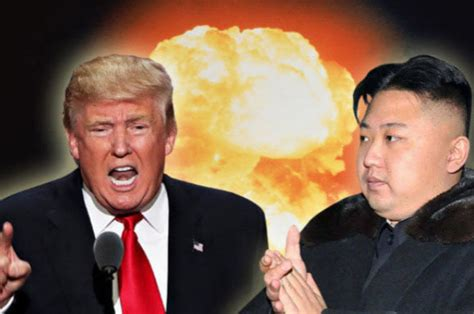 President Boasts On About Bigger Nuclear Button Donald President Warns His Nuclear