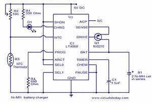 Circuit Schematic Ni