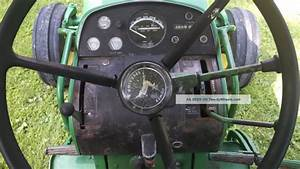 Power Shift Transmission Tractor
