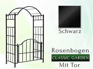 Tor Für Rosenbogen : rosenbogen classic garden mit tor rosenbogen pergola mit to ~ Whattoseeinmadrid.com Haus und Dekorationen