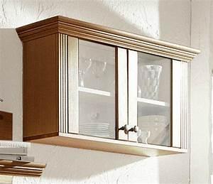 Möbel Aus Kiefernholz : h ngeschrank vitrine aus kiefernholz kolonialfarben lackiert ~ Sanjose-hotels-ca.com Haus und Dekorationen