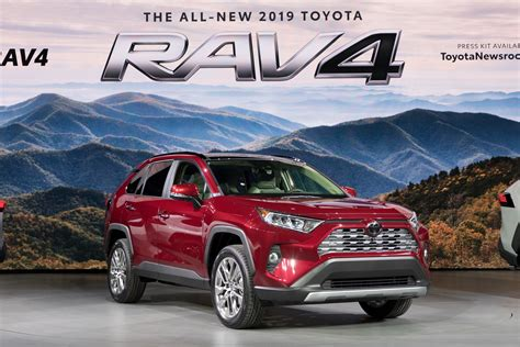 lexus motorcycle toyota rav4 2019 official image gallery india car today