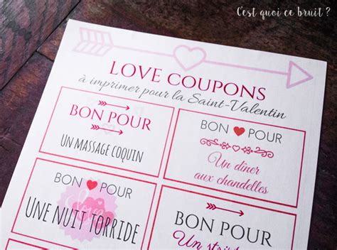carnet de cuisine vierge des bons d 39 amour à imprimer pour la valentin
