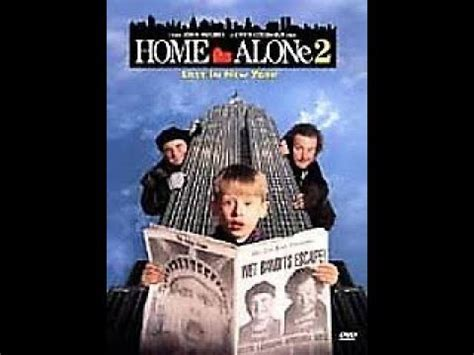 Previews From Home Alone 2lost In New York 1999 Dvd (2008 Reprint) Youtube