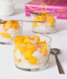 1000 ideas about mango sticky rice on thai dessert coconut sticky rice and mango