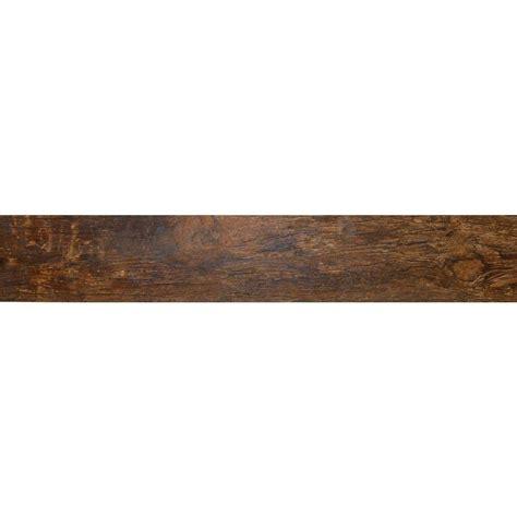 entryway rugs ms international redwood mahogany 6 in x 36 in glazed