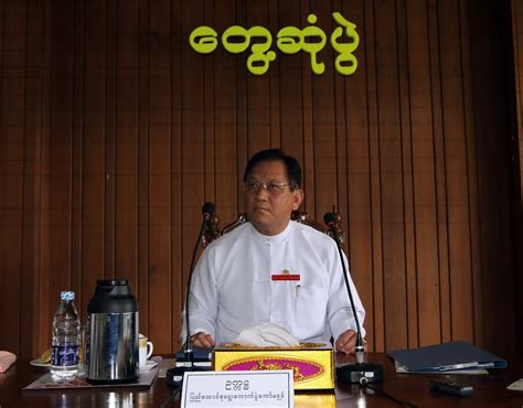 Why Tin Aye Put The 'bye' In Burma's Byelections