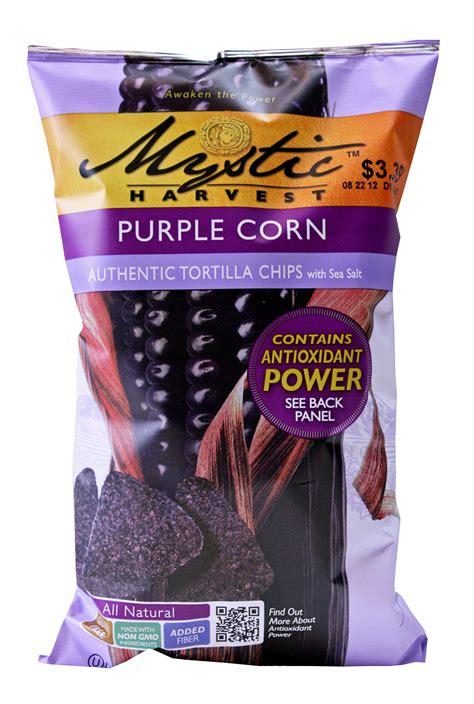 suntavas purple corn   axiums mystic harvest tortilla chips tortilla news
