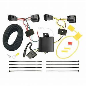 Trailer Wiring Harness Kit For 12