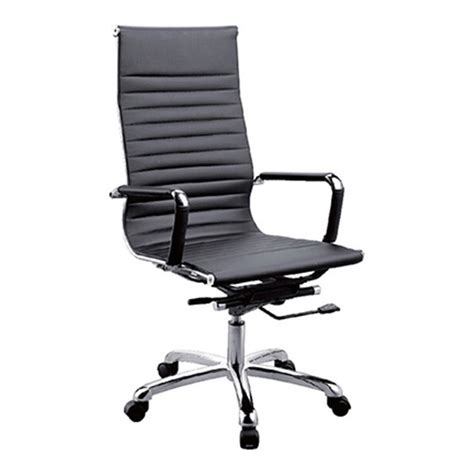eliza white leather office chair leather office chair