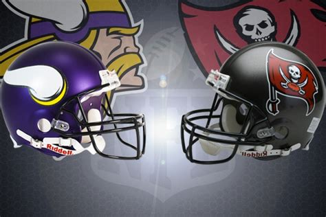nfl week   minnesota vikings  tampa bay