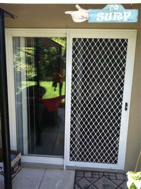 sliding security screen door from screenmobile in los