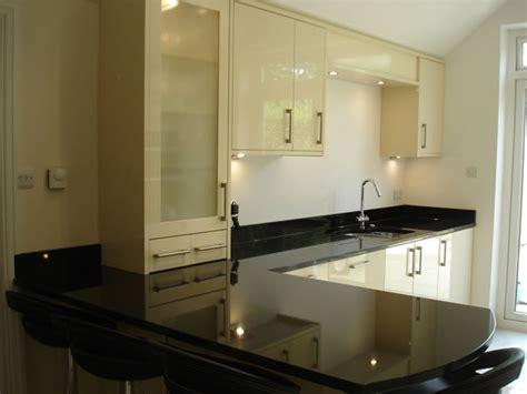 stainless steel american fridge freezer fisher paykel 583 amalfi cream gloss kitchens cream gloss kitchens with black granite work top 1b09579fa358d913