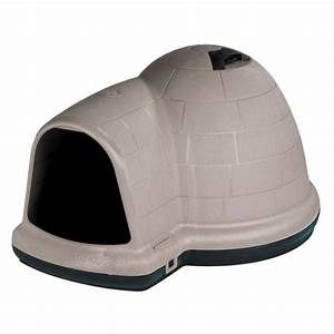 Petmate x large indigo dog house 08609976 the home depot for Indigo dog house