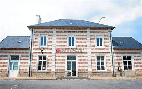 Châteaulin. La Gare En Location Sur Le Bon Coin