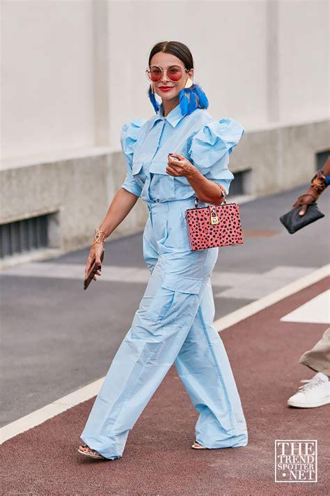 street style  milan fashion week ss