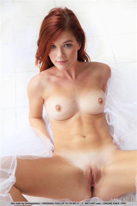 Naked Redhead Girl Mia Mollis Naked Neighbour