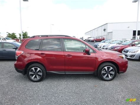 red subaru forester 2016 2017 subaru forester colors 2017 2018 best cars reviews