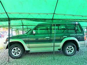 Mitsubishi Pajero Manual Transmission For Sale In The