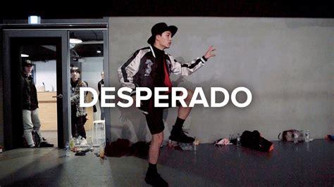 Desperado  Rihanna  Junsun Yoo Choreography Youtube