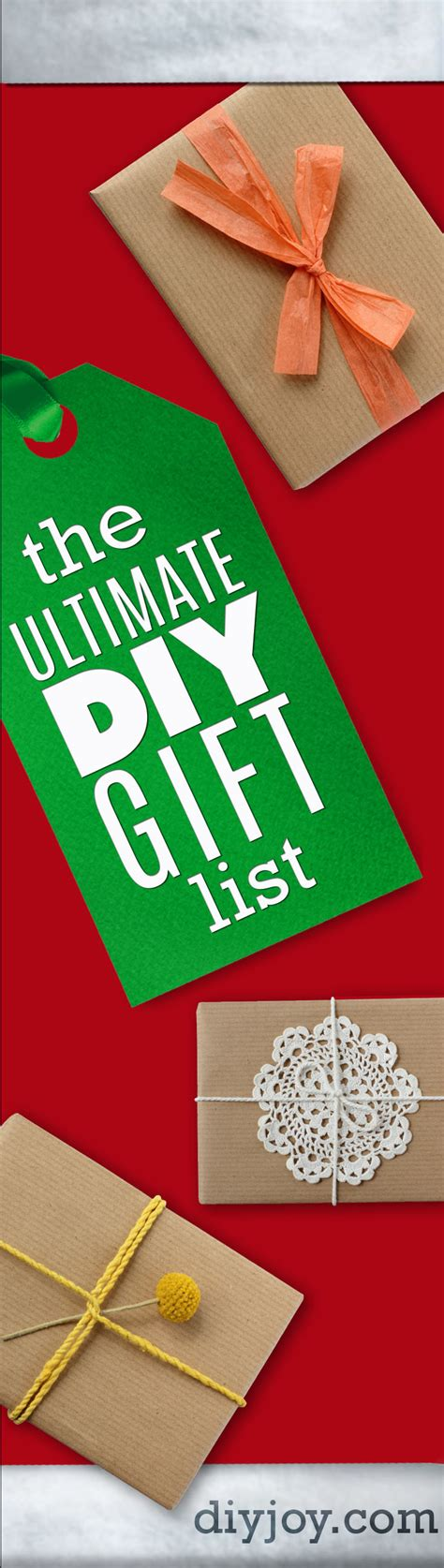 gifts for boyfriends parents for christmas the ultimate diy gifts list