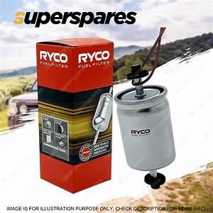 Ryco Fuel Filter For Nissan Pathfinder R51 Navara D40