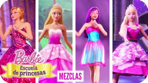 Puedes Ver Que Es Princesa Mezcla Barbie™ Escuela de