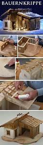Krippe Selber Bauen : bauplan bauern krippe selbst bauen auszeichnen und ~ Lizthompson.info Haus und Dekorationen