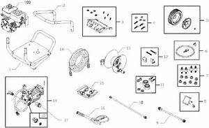Briggs  U0026 Stratton Pressure Washer Model 020275 Replacement