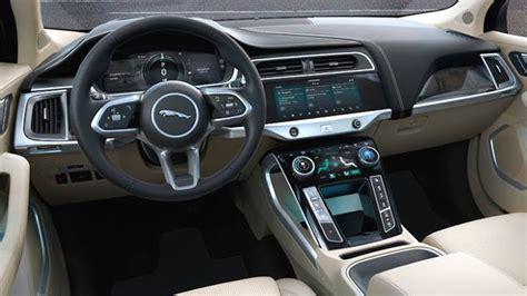 jaguar  pace  abmessungen kofferraumvolumen und