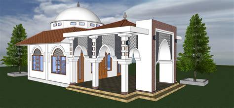 model masjid minimalis model masjid modern dunia