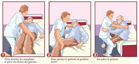 module 4 transfert lit fauteuil devenir aide soignante