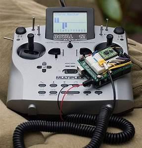 Interfacing Arduino And Radio Controlled Transmitter