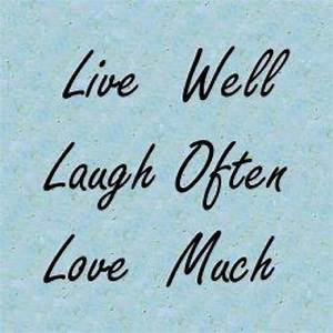 Live Well Quotes  Quotesgram