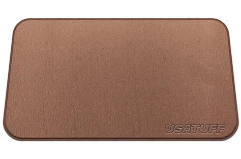subdued tan bonefish usatuff deck eva foam cooler pad