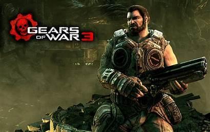 Dom Gears War Cog Anya Games Marcus