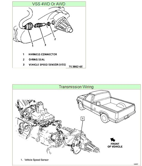 94 Chevy 1500 Transfer Wiring Diagram by Speed Sensor Graphic Chevy Project 1994 Chevy