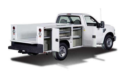 Knapheide Utility Bed by Used Cargo Vans For Sale