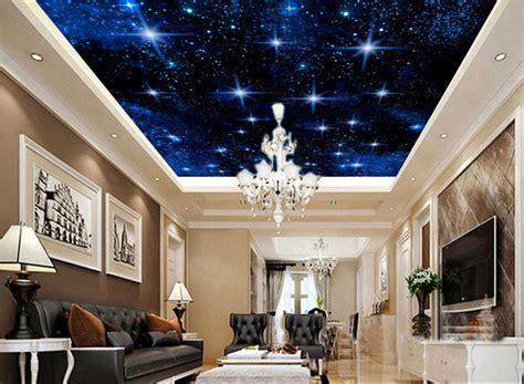 wallpaper custom mural  woven  room wallpaper star