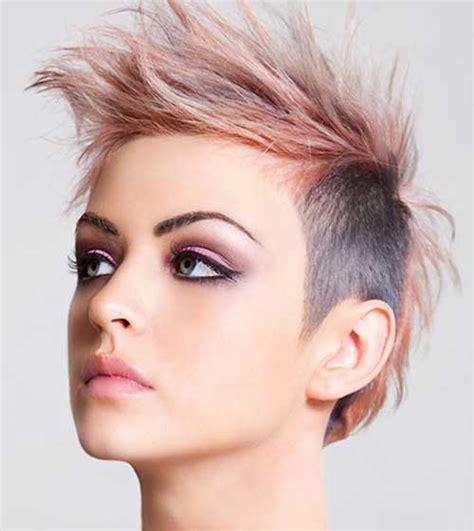 15 Best Short Punk Haircuts Crazyforus