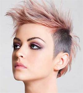 15 Best Short Punk Haircuts Crazyforus