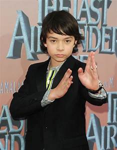 "Noah Ringer in ""The Last Airbender"" New York Premiere ..."