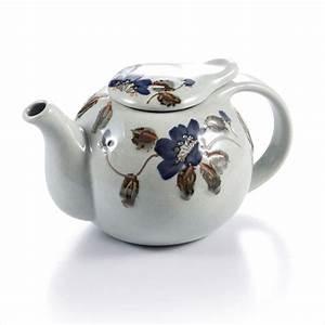 Flower Ceramic Teapots