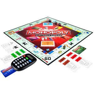 toys  images electronic banking monopoly classic