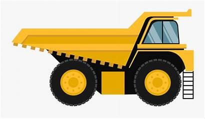 Clipart Truck Dumper Construction Industrial Equipment Clipartkey